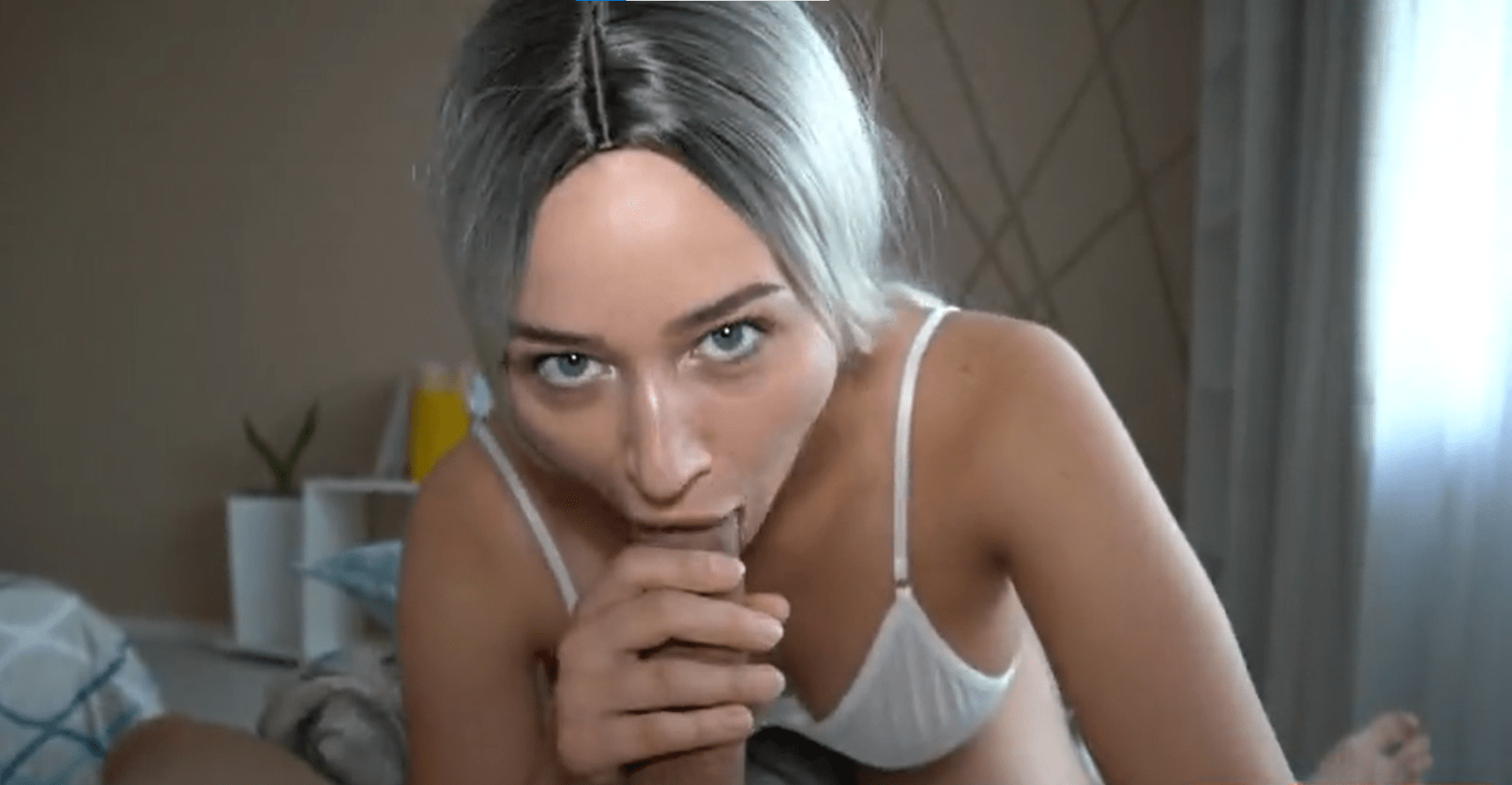 Caught Jacking Off Step Sister